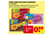 chupa chups big babol kauwgom