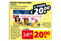 weight care maaltijd plus