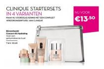 clinique startersets