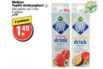 melkan topvit drinkyoghurt