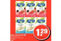 alpro soya drink 3 pakjes