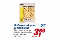 mccain aardappelspecialiteiten