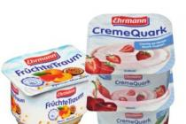 ehrmann creme quark of fruchtetraum