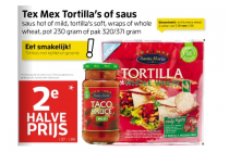 tex mex tortillas of saus