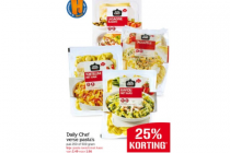 daily chef pasta