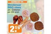weidenaar bbq vlees