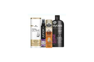 syoss junior power styling gliss kur of essence ultime