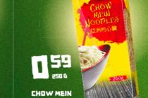 chow men noodles