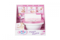 baby born interactive magic wc potje