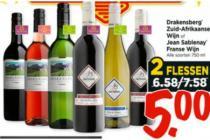 drakensberg zuid afrikaanse wijn of jean sablenay franse wijn