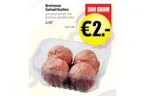 bretonse gehaktballen