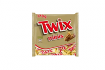 twix mars bounty milky way of snickers mini 170 gram
