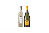 alcoholvrije wijn of prosecco