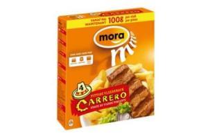 mora snacks variatie carrero 4 stuks