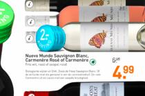 nuevo mundo sauvignon blanc carmenere rose of carmenere