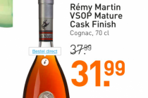 remy martin mature cask finish