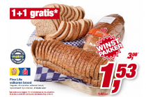 fine life volkoren brood