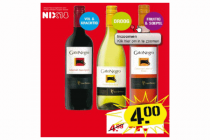 gato negro chileense wijn rood wit of rose