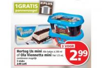 hertog ijs mini of ola viennetta mini