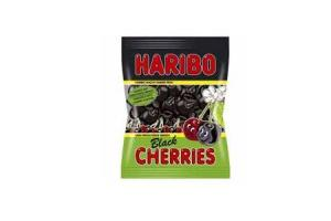 haribo black cherries