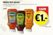 heinz hot sauce