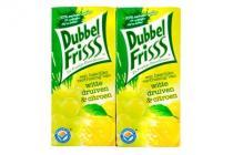 dubbelfrisss wiite druif citroen