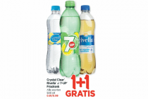 crystal clear rivella of 7 up frisdrank