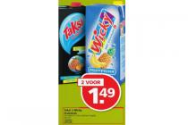 taksi of wicky fruitdrink