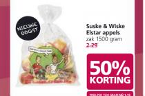 suske en wiske elstar appeltjes