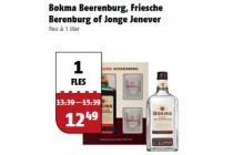 bokma beerenburg friese beerenburg of jonge jenever