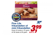 fine life frikandellen of mini frikandellen