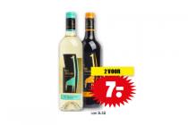 tall horse wijnen