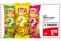 lays raad de smaak chips
