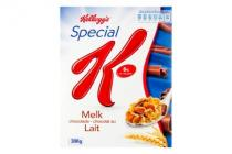kelloggs special k melkchocolade