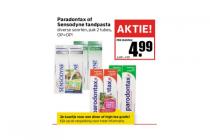 paradontax of sensodyne tandpasta