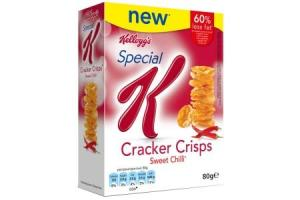 kelloggs special k cracker crisps sweet chili