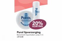 purol lipverzorging
