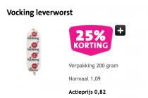 vocking leverworst
