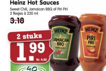 heinz hot sauces