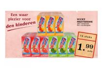 wicky fruitdrink voordeelpak