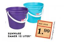 sunware emmer 12 liter