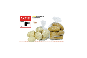 petit pains of kaiserbollen