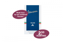 vespa eau de toilette for him of for her 30 of 50 ml