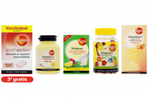 roter cystiberry en roter vitamines