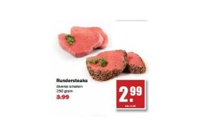 rundersteaks