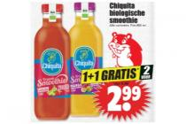 chiquita biologische smoothie