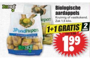 bioke biologische aardappels