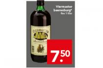 viermaster beerenburg