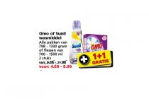 sunil of omo wasmiddel