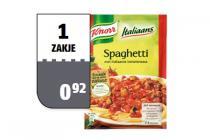 knorr spaghetti mix